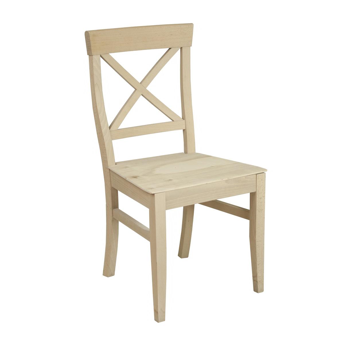 Stolmos jasne krzesło
