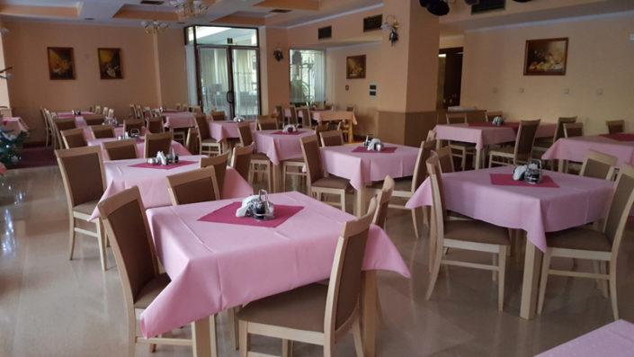 Stolmos realizacja w pensjonacie Antałowka w Zakopanem